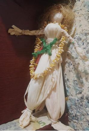 кукурузная дева