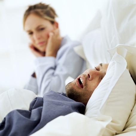 Você sabia que um aparelho para o ronco pode salvar o seu casamento?
