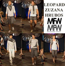 Men's fashion week Ramos & Fortier