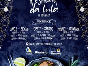 Prefeitura de Ilhabela realiza 1° Festival da Lula em fevereiro
