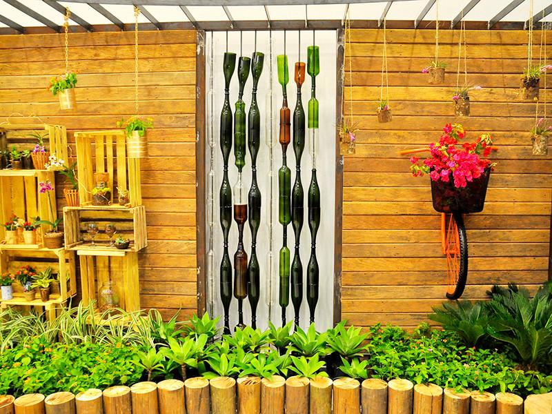 Exposição Jardins Suspensos em Angra - Foto: Divulgação/PMAngra