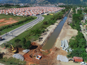 Obras de drenagem evitam alagamentos, mesmo com mais de 120 mm de chuvas em Caraguatatuba
