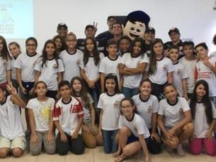 Projeto Samuzinho capacita mais de 500 crianças em Caraguatatuba