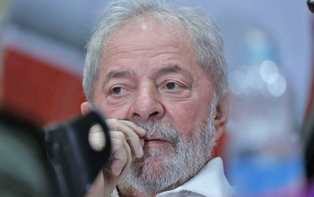 Delações remitidas a São Paulo envolvem o ex-presidente Luiz Inácio Lula da Silva (Foto: Kiko Sierich / Futura Press / Estadão Conteúdo)