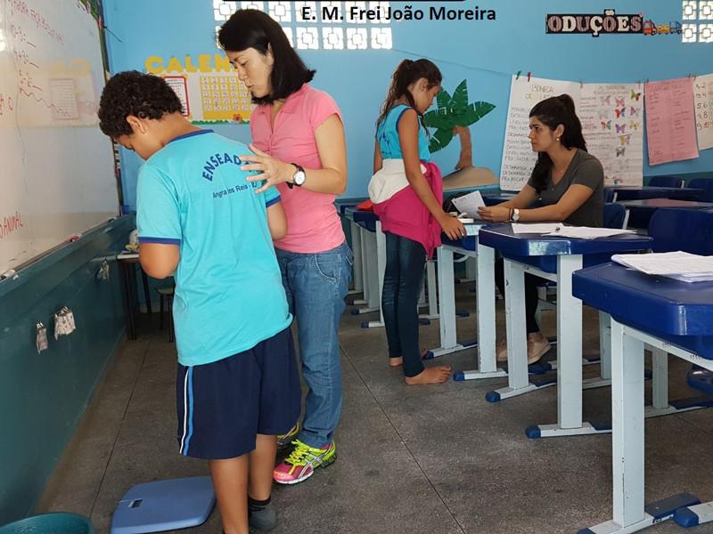 Angra em alerta contra a obesidade infantil - Foto: Divulgação/PMAngra