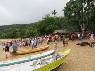 Praia Grande do Bonete, em Ubatuba, celebra dia do seu padroeiro