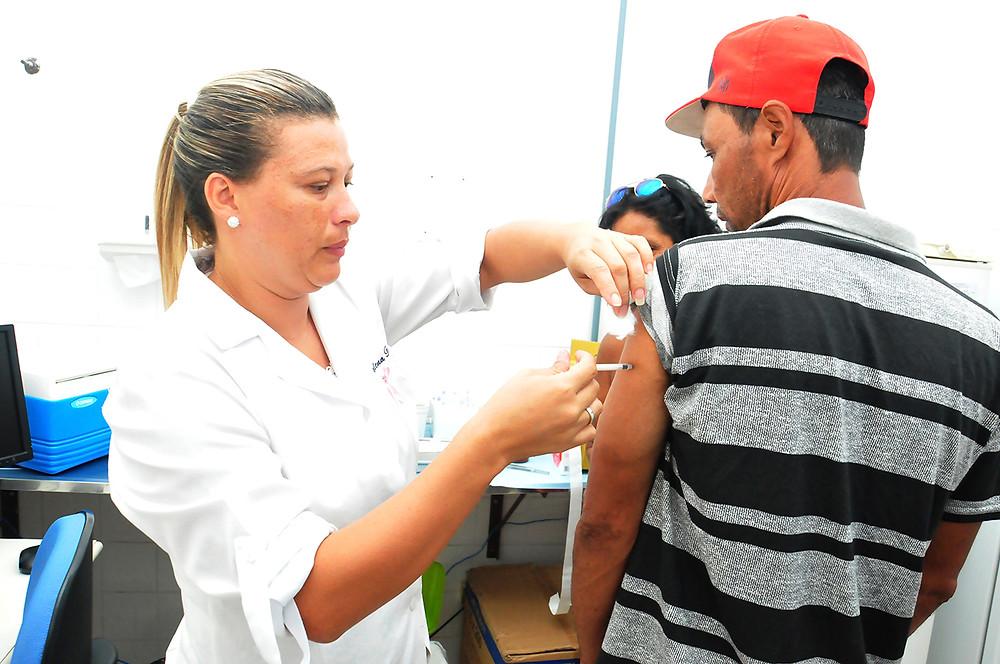 Vacinação contra a febre amarela - Foto: Divulgação