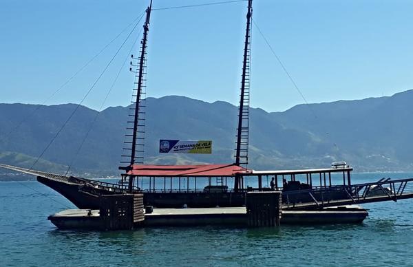 Hospitality Boat - Foto: Divulgação