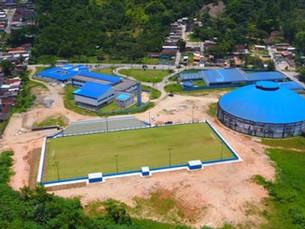 Casa Branca vai ganhar novo ginásio e campo de futebol com arquibancada, em Caraguá