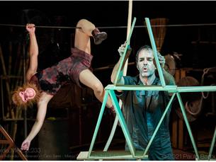 """Cia. Artinerant´s apresenta o espetáculo de circo """"Balbúrdia"""" pelo Youtube nesta sexta-feira"""