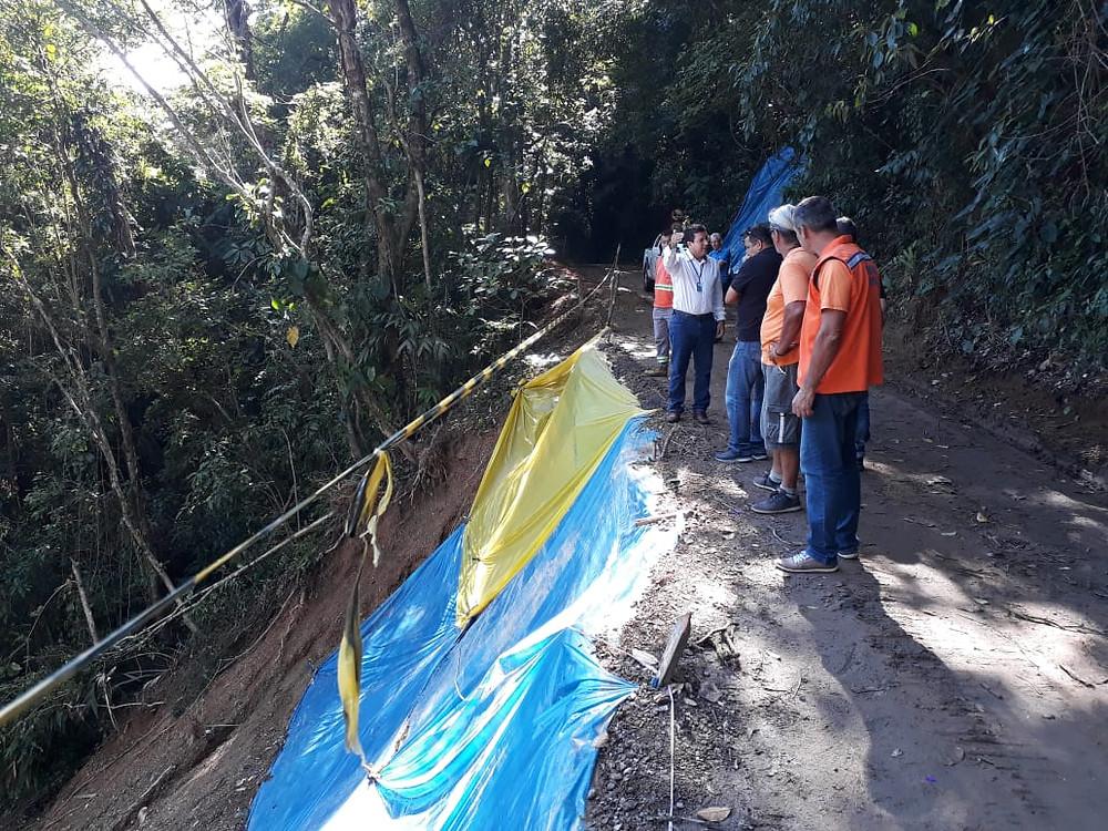 Obras permitirão restabelecer cotidiano da comunidade tradicional - Foto: Divulgação/PMI