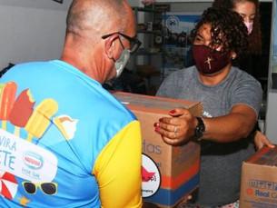 Caraguatatuba continua com cadastro para kit alimentação aos trabalhadores autônomos