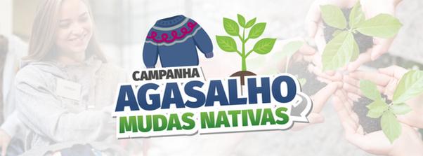 Inverno Solidário: Doe agasalhos ao Fundo Social de Caraguatatuba e leve uma muda de árvore nativa