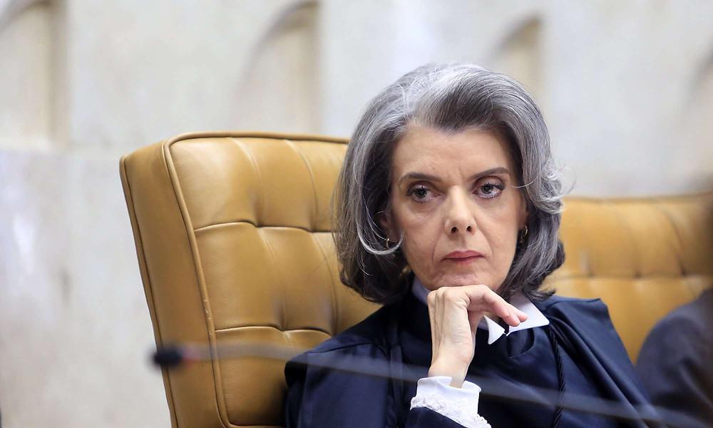 Ministra Cármen Lúcia diz que não se submete à pressão - Foto: Divulgação