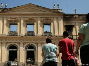 Alemanha e França oferecem ajuda para restaurar Museu Nacional