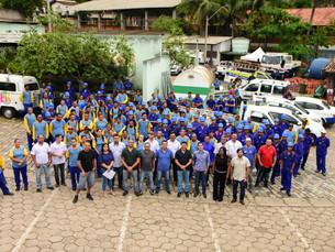 Mais 75 funcionários são chamados para reforçar a limpeza pública de Ilhabela