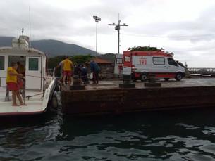 Prefeitura de Ilhabela colabora com resgates no Bonete