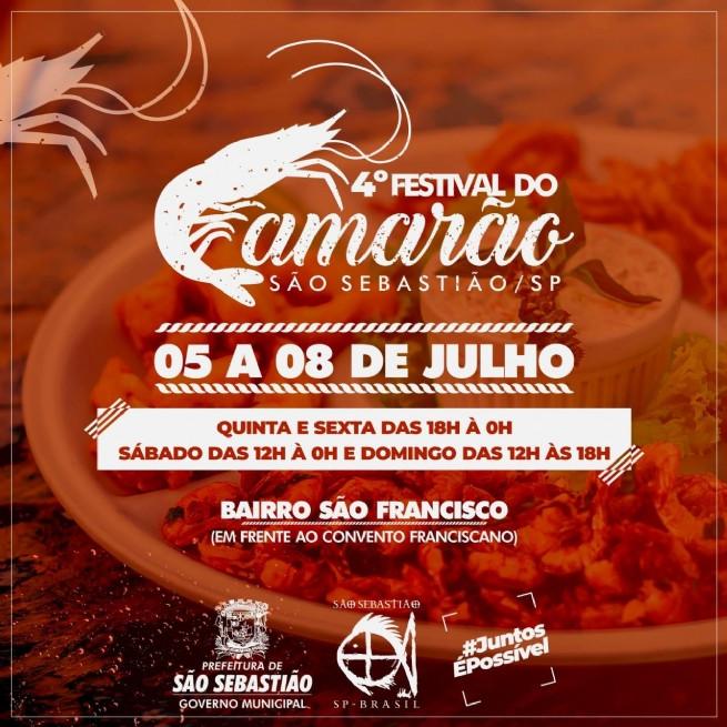 Cartaz de divulgação do evento - Foto: Divulgação/PMSS