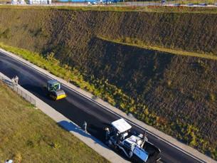 Camaroeiro: acesso ao maior complexo turístico do LN já recebe pavimentação