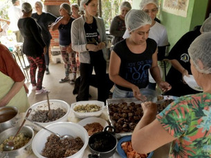 Ilhabela recebeu Oficina de Alimentação Enriquecida