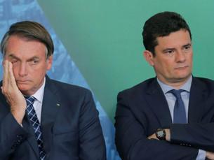 Veja falas de Bolsonaro na reunião em que Moro apontou interferência política na PF
