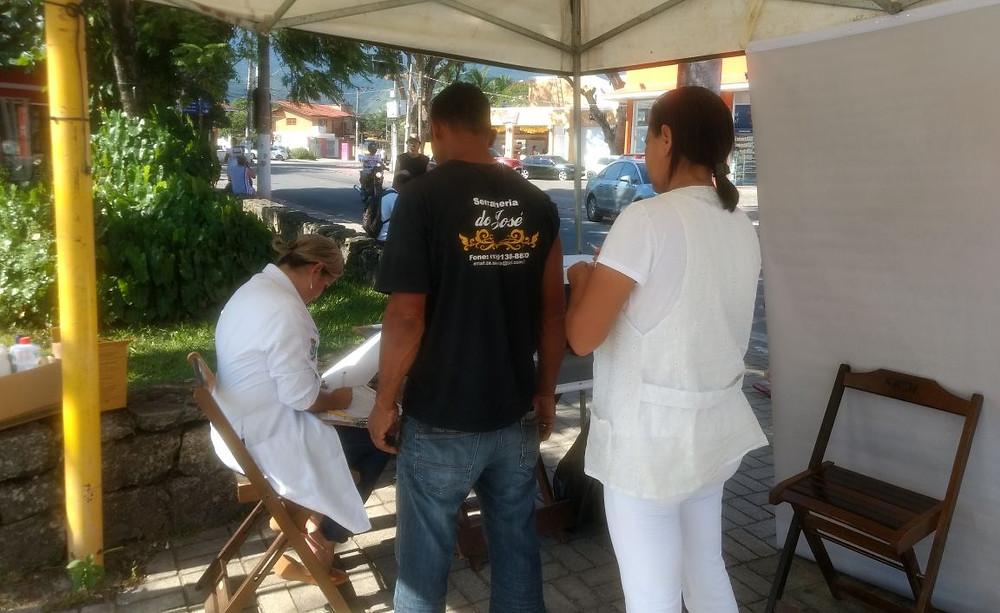 Prefeitura de Ilhabela intensifica ações para atingir a meta de vacinação - Foto: Divulgação/PMI