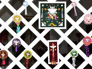 Exposição de mandalas em Angra conta a história da Festa do Divino