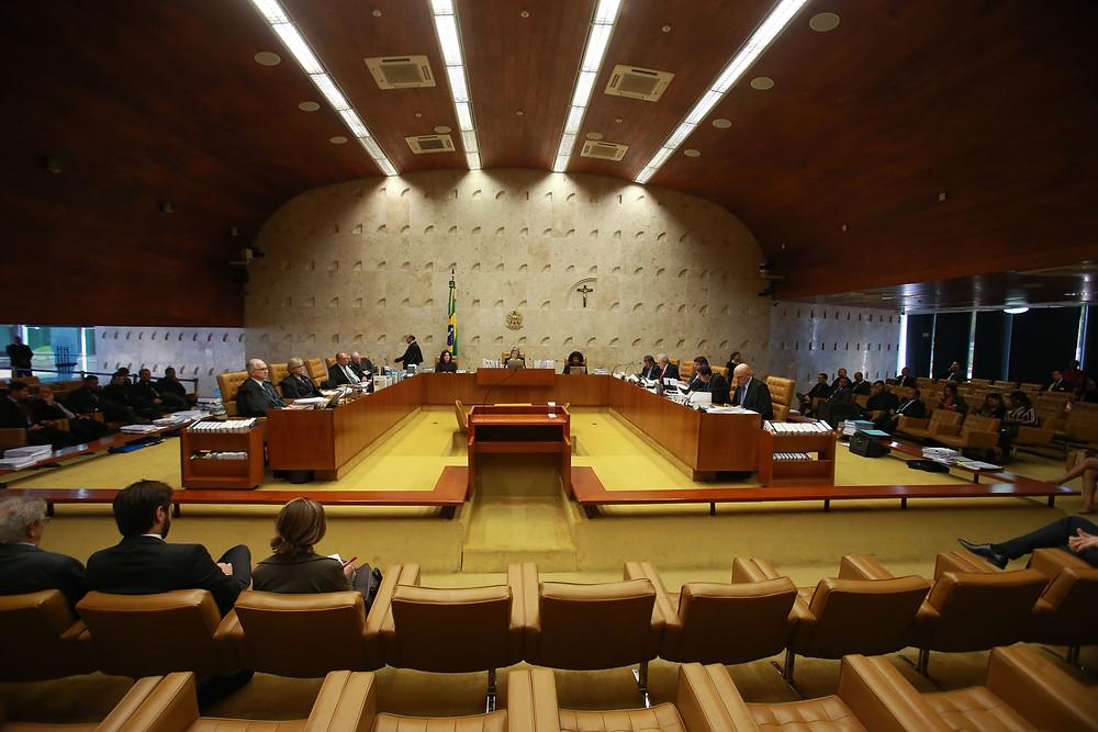 Plenário do Supremo Tribunal Federal. FOTO: ANDRE DUSEK/ESTADÃO