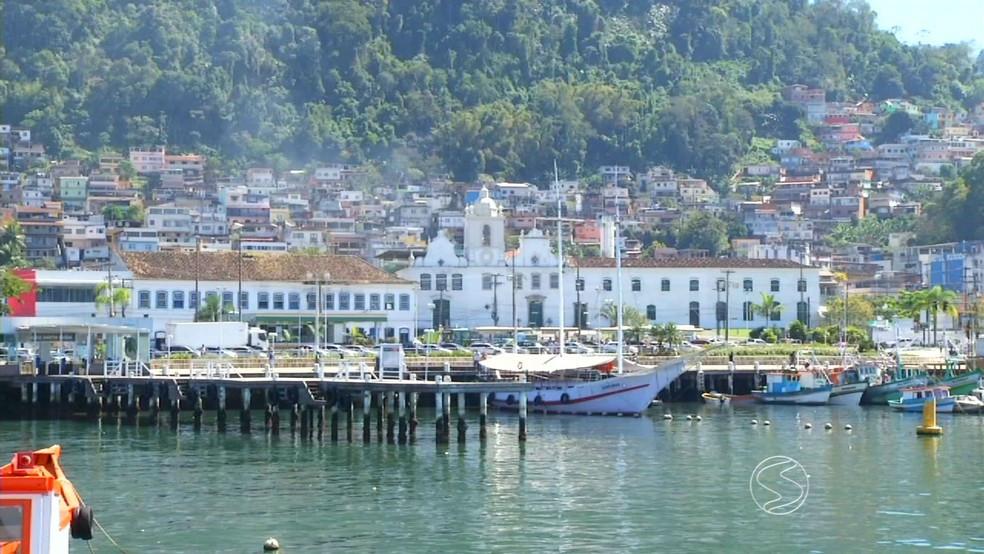Praias de Angra dos Reis estão liberadas para turismo — Foto: Reprodução/TV Rio Sul