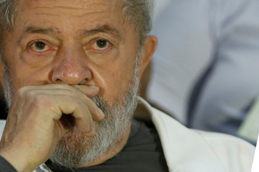 O ex-presidente Lula (Foto: Adriano Machado/Reuters)