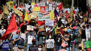 Oposição tenta manter ruas como frente de pressão sobre Bolsonaro