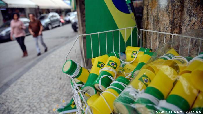 endas no comércio de rua do Rio de Janeiro estão devagar