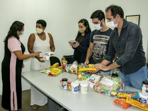 São Sebastião inicia em maio a oitava fase de distribuição dos kits de alimentação para alunos