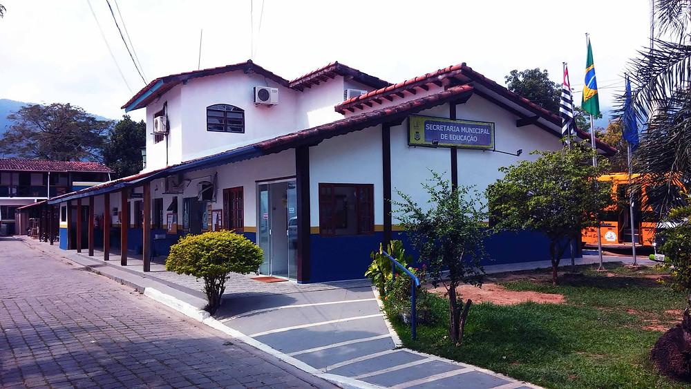 Secretaria de Educação de Ilhabela - Foto: Divulgação/PMI