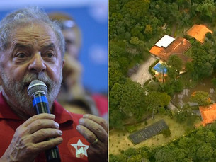 Moro decide que processo de Lula envolvendo sítio de Atibaia deve prosseguir em Curitiba
