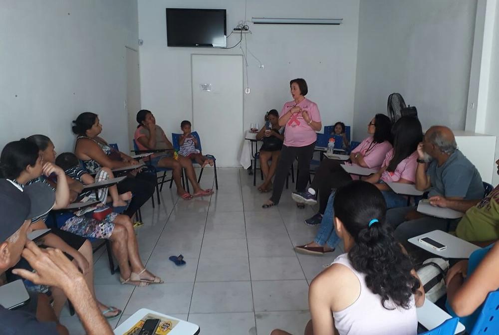 Encontro sobre direitos das mulheres - Foto: Divulgação/PMI