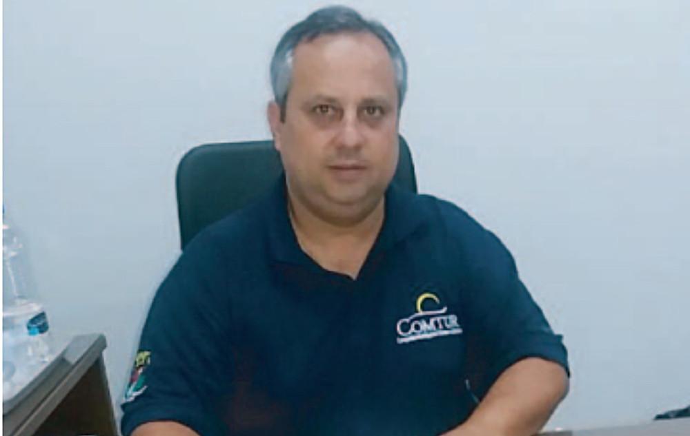 José Pinto de Souza Americano, presidente da Comtur - Foto: Divulgação