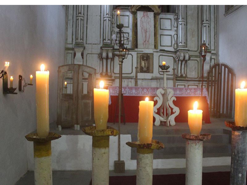 Convento de São Bernardino em Angra dos Reis - Foto: Divulgação/PMAngra