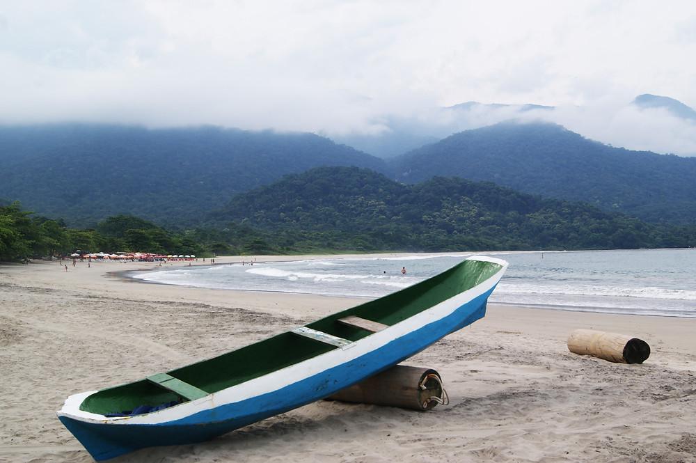 Comunidade de Castelhanos, em Ilhabela - Foto: Divulgação/PMI