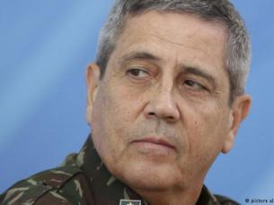 'Cumprimos a missão', diz general sobre intervenção no Rio