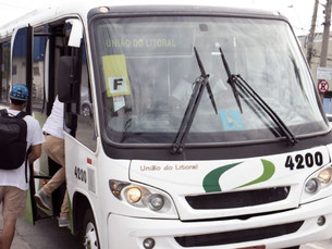 Ônibus do transporte universitário de São Sebastião retornarão mais cedo nesta quinta (21) e sexta-f