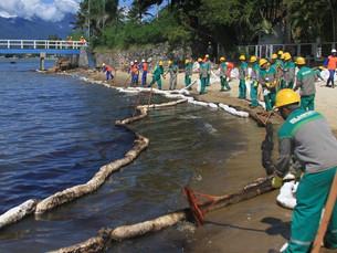Justiça condena Transpetro a pagar multa de R$ 2 milhões por vazamento de óleo em 2013