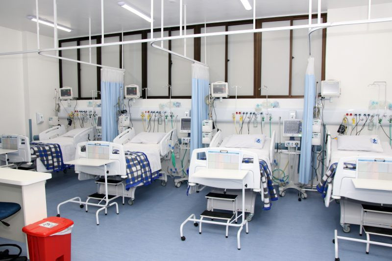 Neste período foram atendidos 180 pacientes - Foto: Ronald Kraag