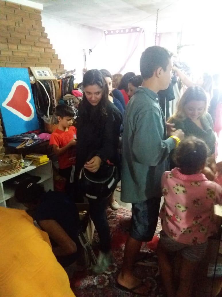 Evento atrai grande público nas suas edições - Foto: Divulgação/Help Pet Ubatuba