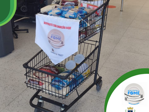"""Ilhabela participa da campanha """"Band Contra a fome – Abrace esta Ideia"""""""
