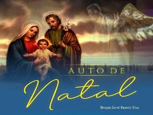 Espetáculo 'Auto de Natal' aviva o espírito natalino no Centro Histórico de São Sebastião