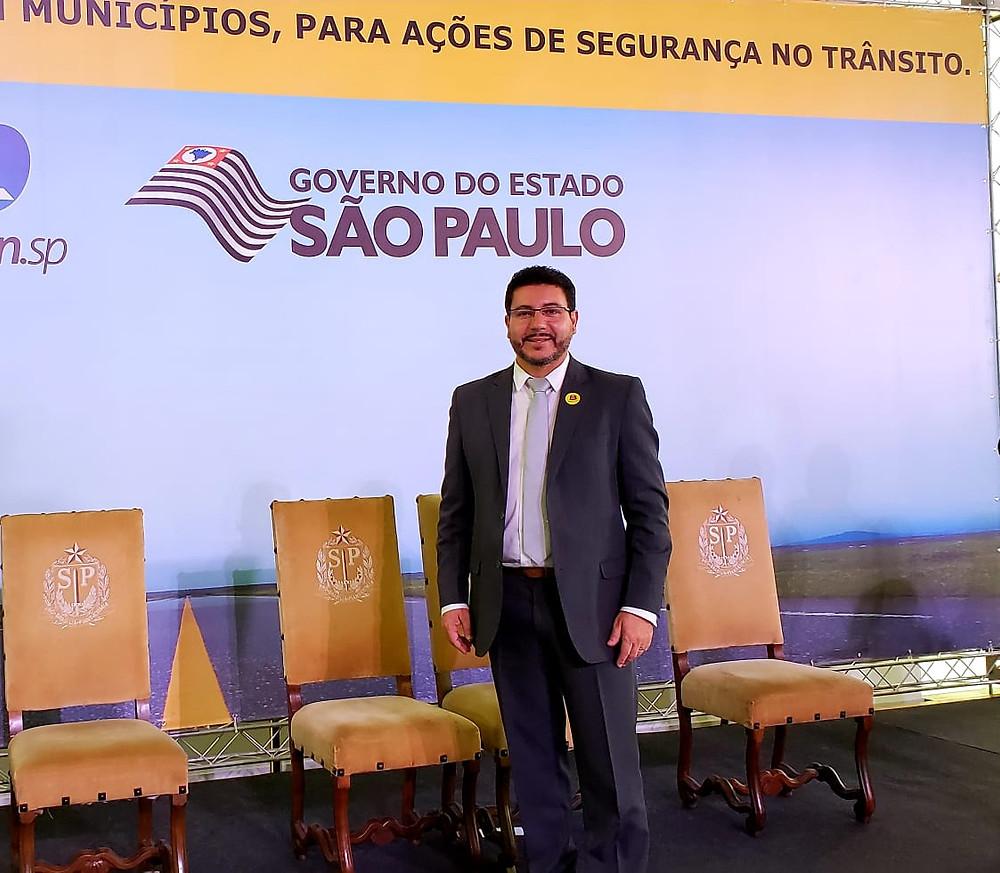 Prefeito de Ilhabela - Foto: Divulgação/PMI