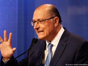 MP acusa Alckmin de caixa 2 na campanha de 2014