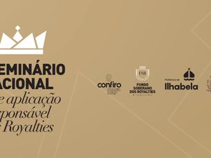 Prefeitura de Ilhabela realizará o 3º Seminário Nacional sobre Aplicação Responsável dos Royalties