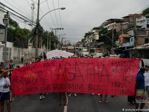 'Morte de Ágatha é evidência da política de uso da força letal no Rio'